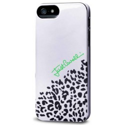 Cover JustCavalli IPhone 5 Iridiscent Silver